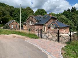 Pumping Station Holidays, hotel in Cinderford