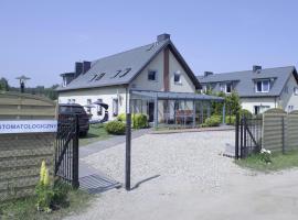 Apartamenty Beata w Sasinie – hotel w pobliżu miejsca Latarnia morska Stilo w Sasinie