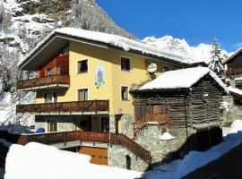 Miramonti, vacation rental in Valtournenche
