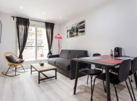 CMG Boulogne Jean Jaurès, self catering accommodation in Boulogne-Billancourt