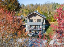 INVITA NATUR CHALET Penthouse, cabin in Bad Dürrheim