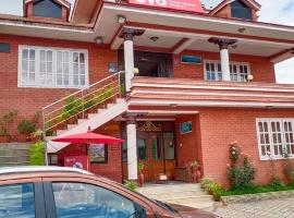 Chef House Resort, hotel near Tribhuvan Airport - KTM, Kathmandu