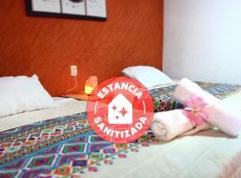 Hotel Vicalis, hotel a San Juan Teotihuacán