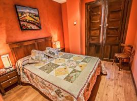 Hotel Rural Pajarapinta, casa rural en Molinaseca