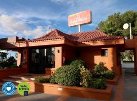Mision Express Saltillo, hotel en Saltillo