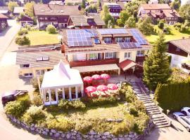 's kluine Landhotel, ski resort in Oberreute