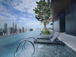 Expressionz Mary Guest Suites, serviced apartment in Kuala Lumpur