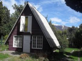 Encantadora cabaña de montaña, casa en San Carlos de Bariloche