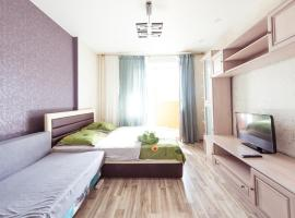 Апартаменты светлая в Богородском, 16, self catering accommodation in Shchelkovo