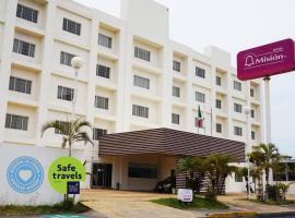 Mision Veracruz, hotel en Veracruz