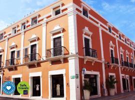 Mision Campeche, hotel in Campeche