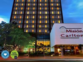 Mision Guadalajara Carlton Centro Historico, hotel perto de Aeroporto Internacional de Guadalajara - GDL, Guadalajara