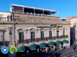 Mision Catedral Morelia, hotel in Morelia