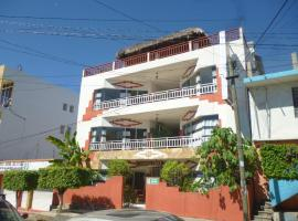 Hotel Canek, hotel en Palenque