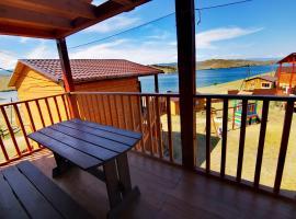 "Guest House ""Eldorado"", beach hotel in Sakhyurta"