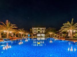 Hon Ba Lagi Beach Resort, khách sạn ở La Gi