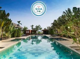 Sukhothai Treasure Resort & Spa, spa hotel in Sukhothai