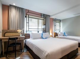 The Cotton Saladaeng Hotel, Hotel im Viertel Silom, Bangkok