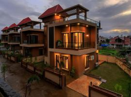 Bella Vista - 7, 4 BHK Furnished Villa with Private Swimming Pool, apartment in Lonavala