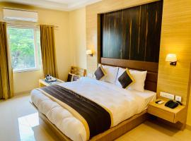 Hotel Manor Heights, accessible hotel in Udaipur