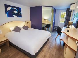 Kyriad Direct Bron Lyon Eurexpo, hotel near Business Park of the Vallée de l'Ozon, Bron