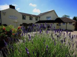 Ulceby Lodge Bed & Breakfast, hotel near Humberside Airport - HUY,