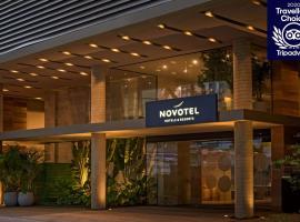 Novotel Curitiba Batel, hotel near 24 Hours Street, Curitiba