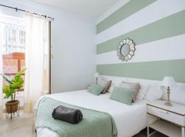 Comfortable Apartment in Sevilla Center, hotel in Seville