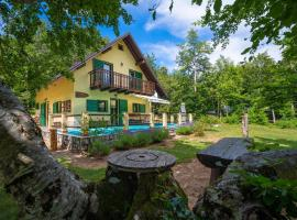 Holiday Home Legendao, holiday home in Lukovo