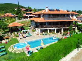 Guest House Brezata - Betula, хотел в Главатарци