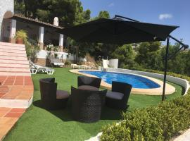 Altea B&B Suit Golf Hoyo 0, Altea La Vieja, hotel en Altea