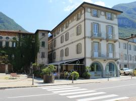 Hotel Capovilla, hotel a Pisogne