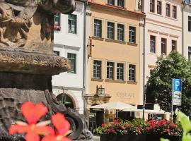 Hotel Zittauer Hof, Hotel in Zittau