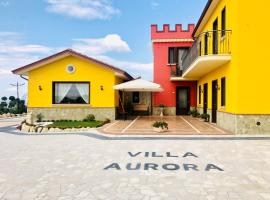 Villa Aurora, hotell i Villanova del Battista