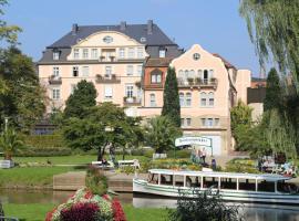 Villa Thea Kurhotel am Rosengarten, Hotel in Bad Kissingen
