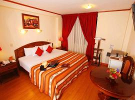 Samay Hotel, hotel near Central Bus Station, Cusco