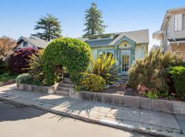 Beach Hill Bungalow, vacation rental in Santa Cruz