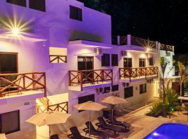 Villas Palmar Holbox, hotel in Holbox Island