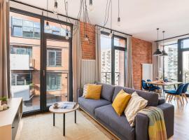 Rent like home - Plac Konesera 6 – hotel w Warszawie