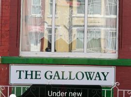 The Galloway, hotel near Blackpool Winter Gardens Theatre, Blackpool