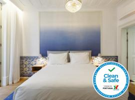 Boutique Chiado Suites, homestay di Lisbon