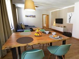 Pretti Apartments - NEUE moderne Wohnung im Herzen Bambergs - absolut zentral, apartment in Bamberg