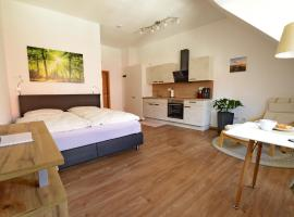 Pretti Apartments - NEUES modern eingerichtetes Apartment - mitten im Stadtzentrum, budget hotel in Bamberg