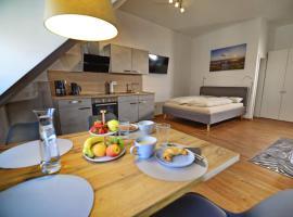 Pretti Apartments - NEUES stillvoll eingerichtetes Apartment im Zentrum von Bamberg, budget hotel in Bamberg