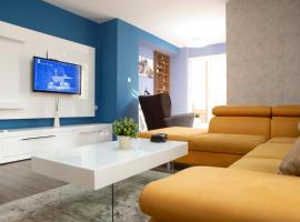 SkopjeLUX Apartments, apartment in Skopje