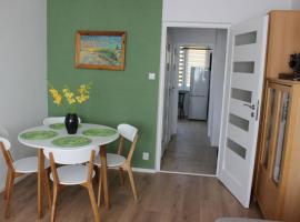 Zielony Apartament, apartment in Ostróda