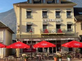L'ETERLOU, hotel near Les Sybelles, La Chambre