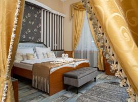 Illés Hotel, hotel in Szeged