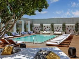 Mondrian Los Angeles in West Hollywood, hotel in West Hollywood, Los Angeles