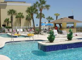 Best Western Ocean Sands Beach Resort, hotel a Myrtle Beach
